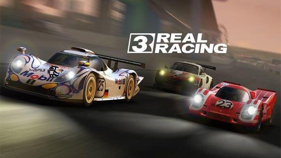 دانلود بازی اندروید Real Racing 3 v6.3.0 بازی ماشین سواری اندروید