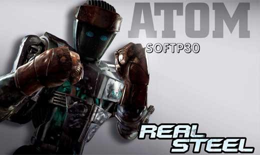 دانلود بازی اندروید Real Steel HD v1.38.2 بازی نبرد ربات ها برای اندروید