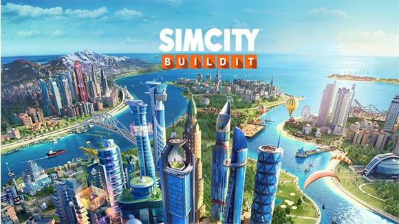 دانلود بازی اندروید SimCity BuildIt v1.22.1.73386 بازی شهر سازی اندروید
