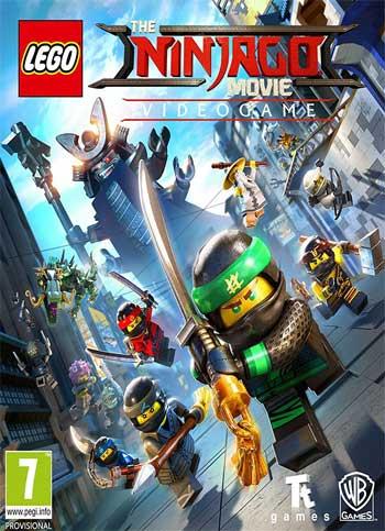 دانلود بازی The LEGO NINJAGO Movie Video Game برای PC
