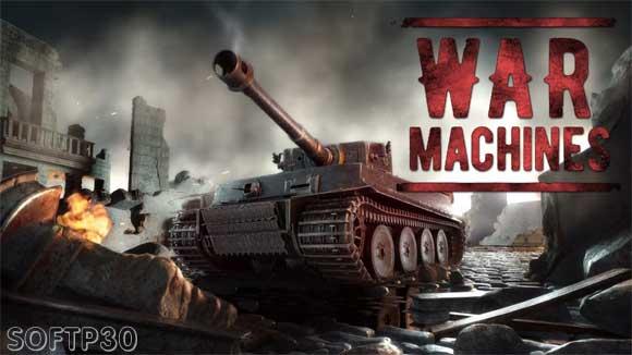 دانلود بازی اندروید War Machines v2.2.1 بازی نبرد تانک ها اندروید
