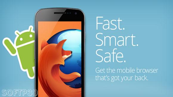 دانلود برنامه اندروید Firefox Browser v60.0 Final مرورگر فایرفاکس اندروید