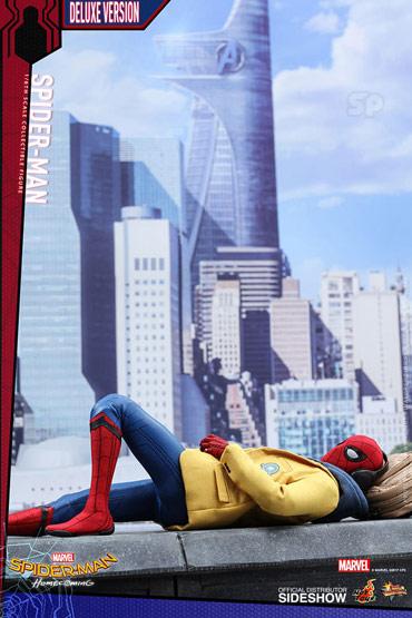 دانلود فیلم Spider-Man Homecoming 2017 دوبله فارسی فیلم اسپایدر من