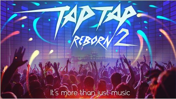 دانلود بازی اندروید Tap Tap Reborn 2 v2.3.1 بازی موزیک های محبوب اندروید