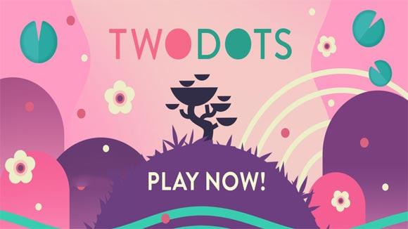دانلود بازی اندروید Two Dots v3.24.9 بازی فکری دو نقطه اندروید