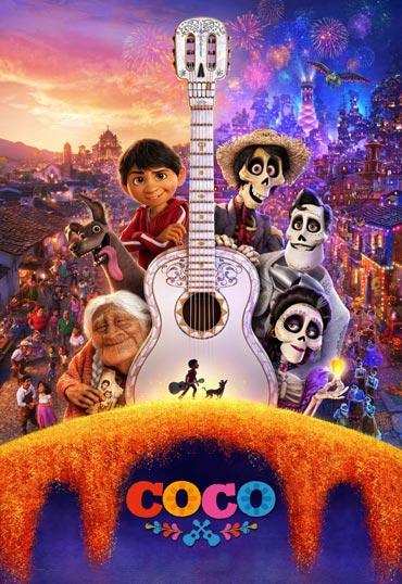 دانلود انیمیشن دوبله فارسی Coco 2017