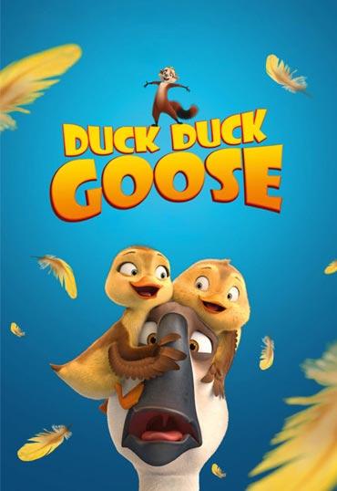 دانلود انیمیشن زبان اصلی Duck Duck Goose 2018
