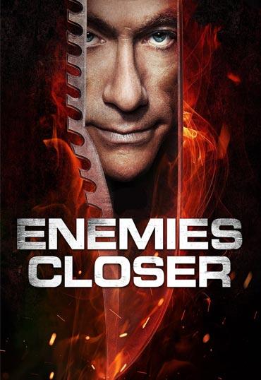 دانلود فیلم دوبله فارسی Enemies Closer 2013