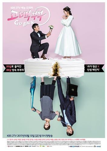 دانلود سریال کره ای بازگشت زوجین Go Back Couple 2017 با لینک مستقیم