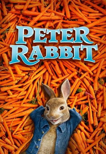 دانلود انیمیشن زبان اصلی Peter Rabbit 2018