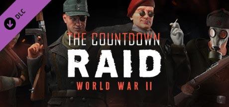 RAID-World-War-II-cover