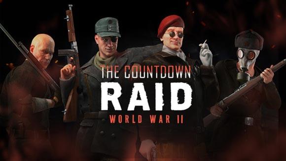 RAID-World-War-II-game