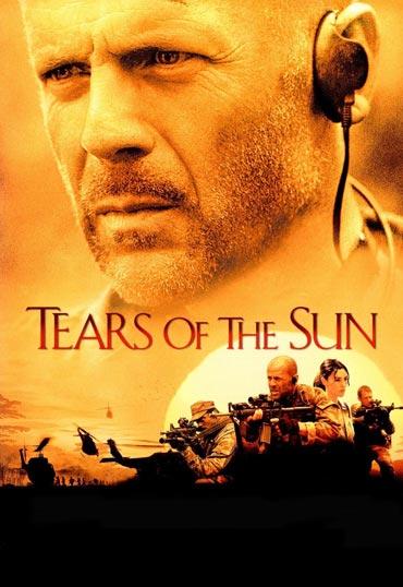 دانلود فیلم دوبله فارسی Tears of the Sun 2003