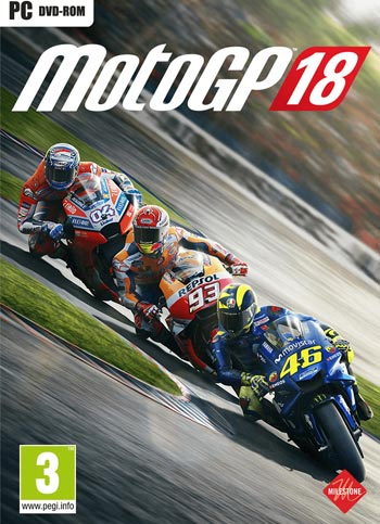 دانلود بازی MotoGP 18 برای PC