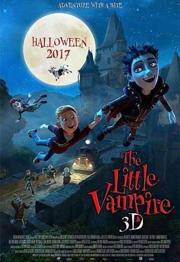 دانلود انیمیشن دوبله فارسی The Little Vampire 3D 2017