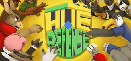 دانلود بازی Hue Defense برای PC