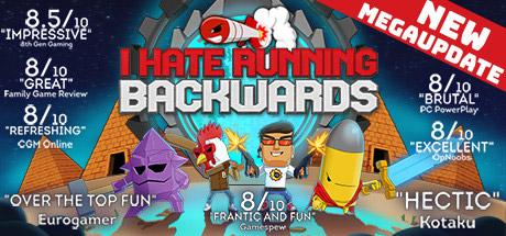 دانلود بازی I Hate Running Backwards برای PC