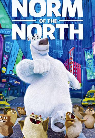 دانلود انیمیشن دوبله فارسی Norm of the North 2016